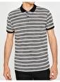 Koton Polo Yaka T-Shirt Siyah
